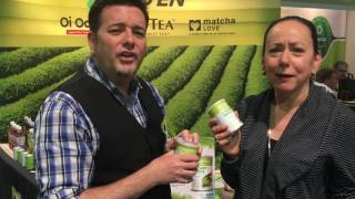 World Tea Expo 2016: Ito En Matcha