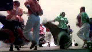 preview picture of video 'bailes folclóricos campeona de las secundarias técnicas de aguascalientes tec # 18'