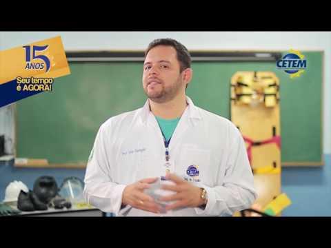 CETEM - Curso Técnico em Segurança do Trabalho