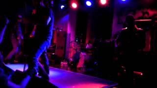 10 Years - Empires - Ghost Show - Preservation Pub - Knoxville, TN - 02/09/2014