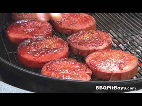No Boloney Bologna Burgers by the BBQ Pit Boys