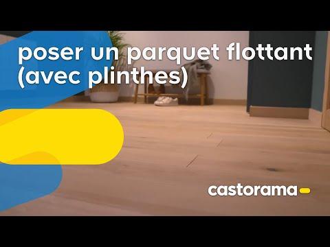 Comment poser du parquet flottant ? (Castorama)