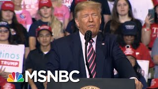 Trump Calls Russia's 2020 Election Interference A 'Hoax' But It's Very Real | The 11th Hour | MSNBC