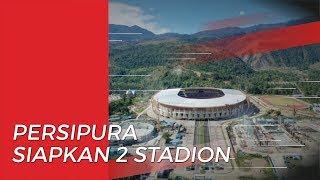 Persipura Siapkan Dua Stadion untuk Musim 2020
