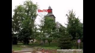 preview picture of video 'Mechowo groty, kościół itd - Kaszuby'