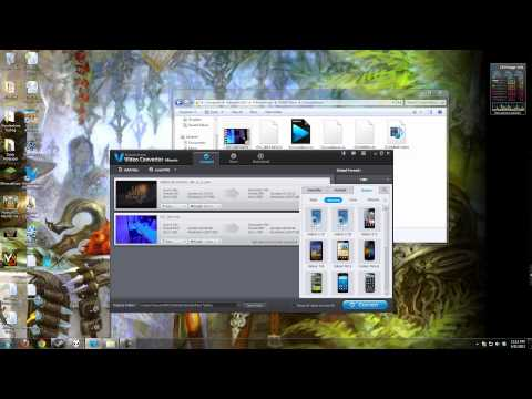 Wondershare Video Converter Ultimate tutorial
