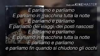 Luchè   Parliamo ( Official Audio +testo)
