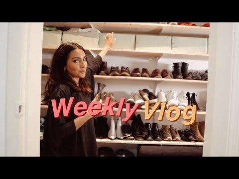 ICH MISTE MEINE SCHUHE AUS! | Babystrampler shoppen | Weekly Vlog | madametamtam