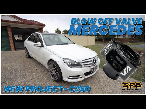 ¡ PROMO ! - K&NCOLD AIR INTAKE + GO FAST BITS DIVERTER & BOV (MERCEDES A CLASS)