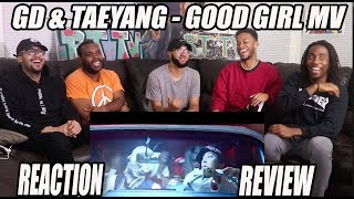 GD & TAEYANG   GOOD BOY REACTION/REVIEW