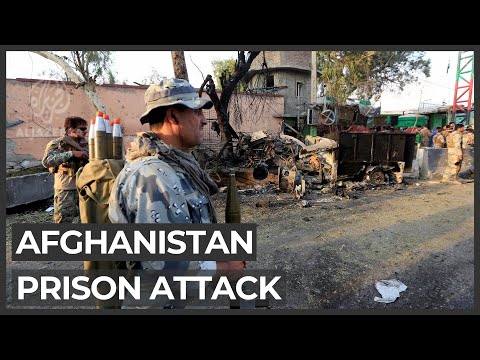 Afghan security forces retake control over Jalalabad prison