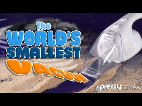 Worlds Smallest Vacuum