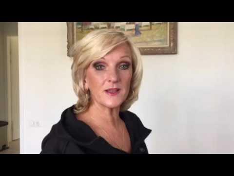 Tineke Schouten enkele weken in Dronten om haar nieuwe show voor te bereiden