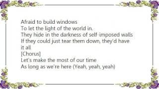 Clay Aiken - As Long as We're Here Lyrics