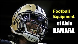 What Does Alvin Kamara Wear On-Field?