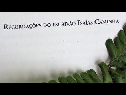 Recordações do Escrivão Isaías Caminha - Lima Barreto | Projeto Por Trás da Limana | Pensar ao Ler