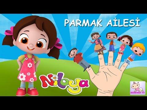 Niloya Parmak Ailesi Türkçe - Finger Family Türkçe - Niloya Şarkıları