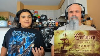 Evergrey - Currents [Reaction/Review]