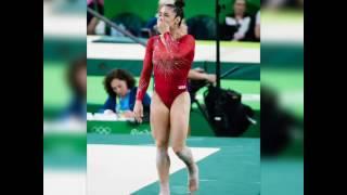 Alexandra Raisman Final Women's All Around Olympics Games (Rio de Janeiro 2016)