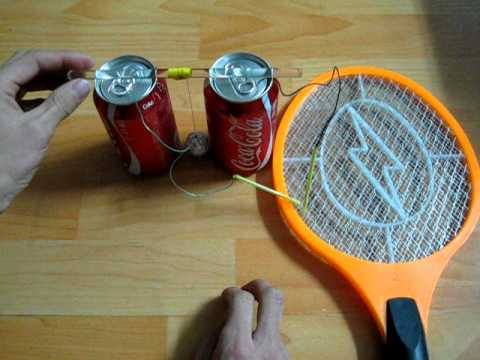 Fly Zapper Fun — Parallax Forums