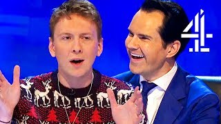 Joe Lycett's Hilarious Personal Engraving Story | 8 Out Of 10 Cats Does Countdown
