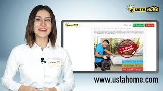 Usta Home; Evinizin Ustası  Tanıtım Videosu