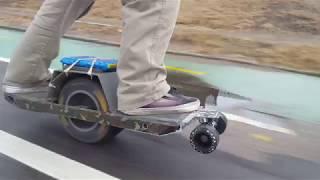 Onewheel - Cruising with DiveSafe.