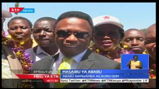 Adamant Ababu Namwamba chased away from his Party but still claims he will go it alone under Labour