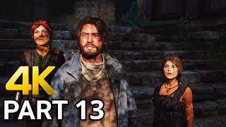 Rise of the Tomb Raider 4K Gameplay Walkthrough Part 13