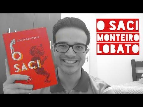 #38-L - O Saci - Monteiro Lobato | Diário de Leitura