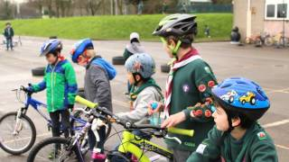 Cub Badge Day 2016 | East And South Scouts