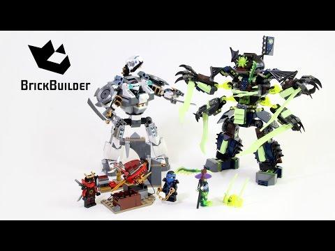 Vidéo LEGO Ninjago 70737 : Le combat des Titans