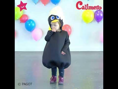 Calimero verkleedkleding kinderen