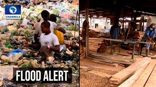 Ajuwon, Alagbole Residents Decry Impact Of Flooding On Businesses