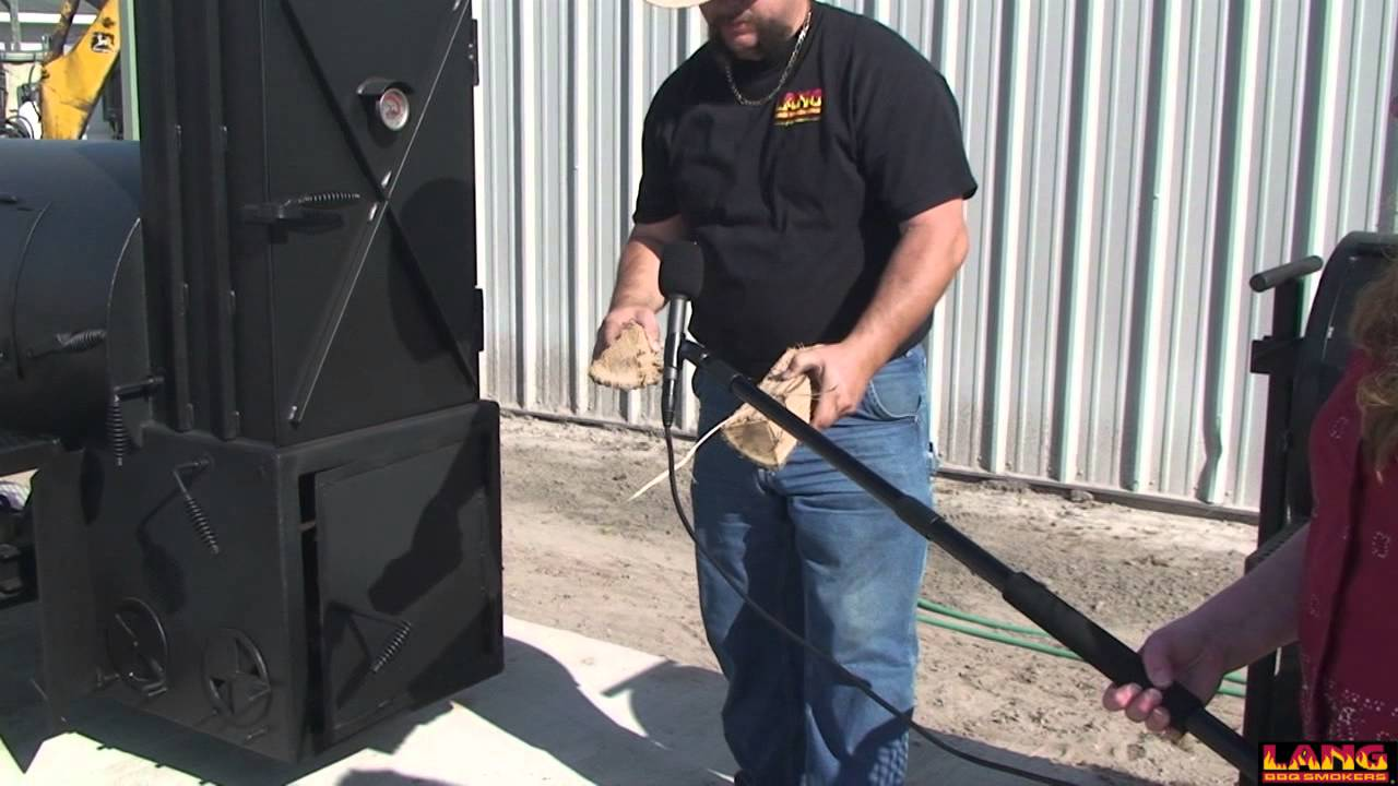 Tips and Instructions for your Lang BBQ Smoker Cookers