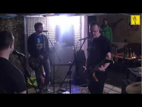 The Chronic Sleepers - The Chronic Sleepers - relácia v Rádiu Bunker (hudobný klip)