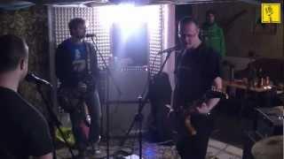 Video The Chronic Sleepers - relácia v Rádiu Bunker (hudobný klip)