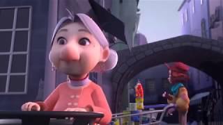 Классний Короткометражный Мультфильм Могу я остаться Новые Мультики 2015