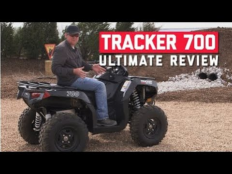 2021 Tracker Off Road 700 EPS in Eastland, Texas - Video 2