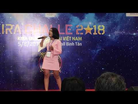 Giọng Hát Giải nhất  KiraChalle 2018 tại VN: Nguyễn Ngọc Phương Nhi