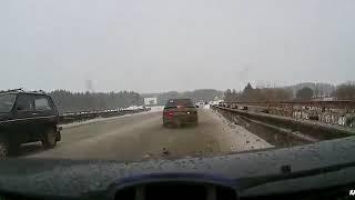 Авто аварии Зима началась.Декабрь 2017.год.