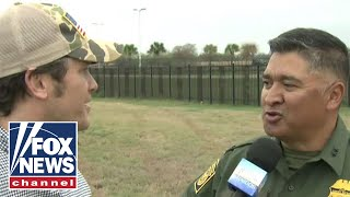 Rio Grande Valley acting Border Patrol chief wants over 100 more miles of border barrier