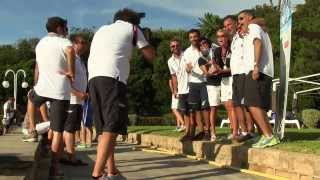 Youtube: Barche a vela, 3 equipaggi tematici: Top Management Team - Top Marketing & Communication Team - HR Leader Team   Forum Sailing Cup 2013