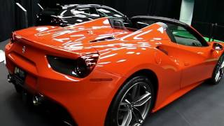 2018 ferrari spyder. plain ferrari 2017 ferrari 488 spider sc premium features  new design exterior and  interior first impression for 2018 ferrari spyder