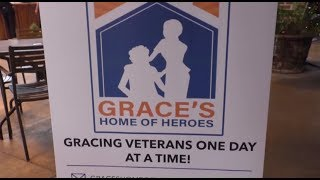 Grace's Homes of Heroes remains committed to veterans, their families