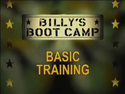 TaeBo - Billy Blanks - Billys Boot Camp - Basic Training Bootcamp 1