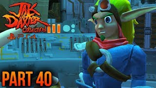 Jak and Daxter PS4 Collection 100% - Part 40 - (Jak 2: Renegade Platinum Trophy)
