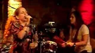 Antigone Rising - The Bitter End - She lived here clip