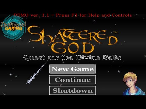 Shattered Gods - First Impressions