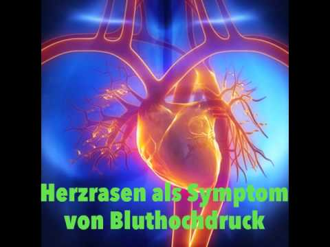 Klassifikation der Hypertonie Diagnose